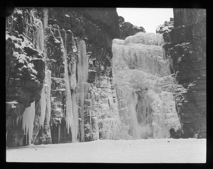 Bentley Beetham Collection High Force Frozen 1929