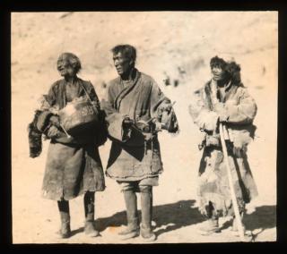 3 Beggars at Kyishong
