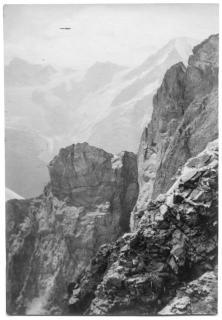 1918. The Alps.